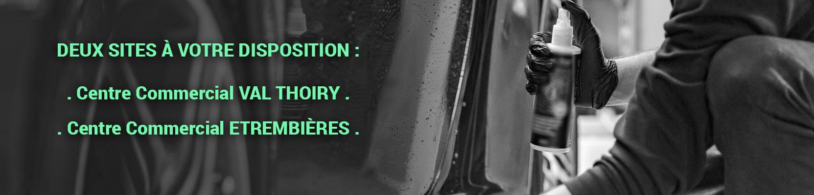 Blue earth nettoyage bio sans eau de votre voiture - Centre commercial thoiry ...